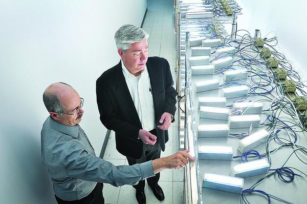 Terralux next-generation LED 'light engines' brighten its future