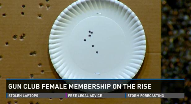 Gun club female membership on the rise