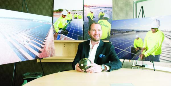 Aloha: Sunetric moves to Denver with solar power to sell