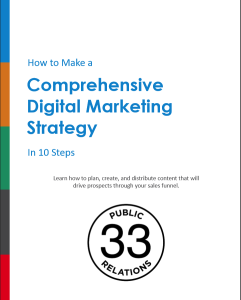 comprehensive digital marketing strategy ebook agency 33