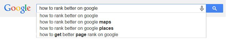 seo google checklist